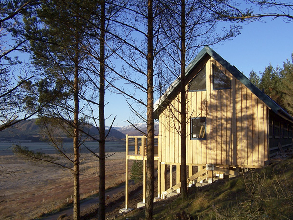 3 bedroom Cottage for rent in Laggan