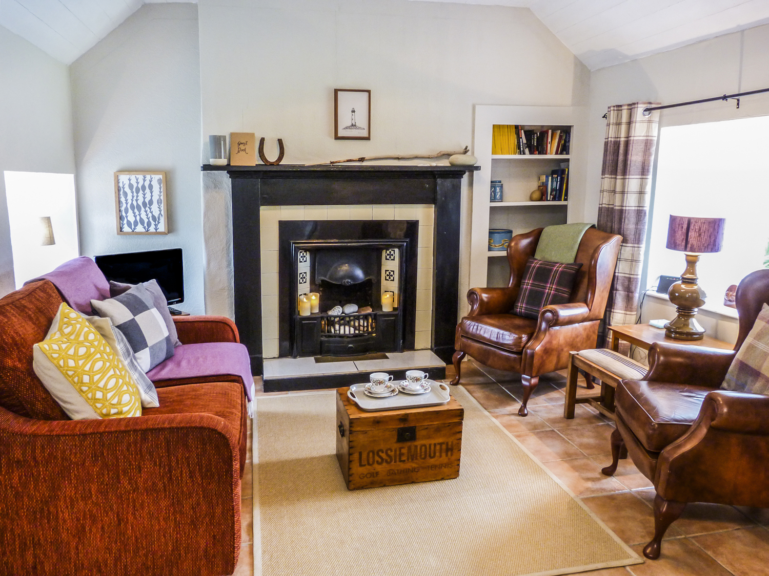 1 bedroom Cottage for rent in Lossiemouth