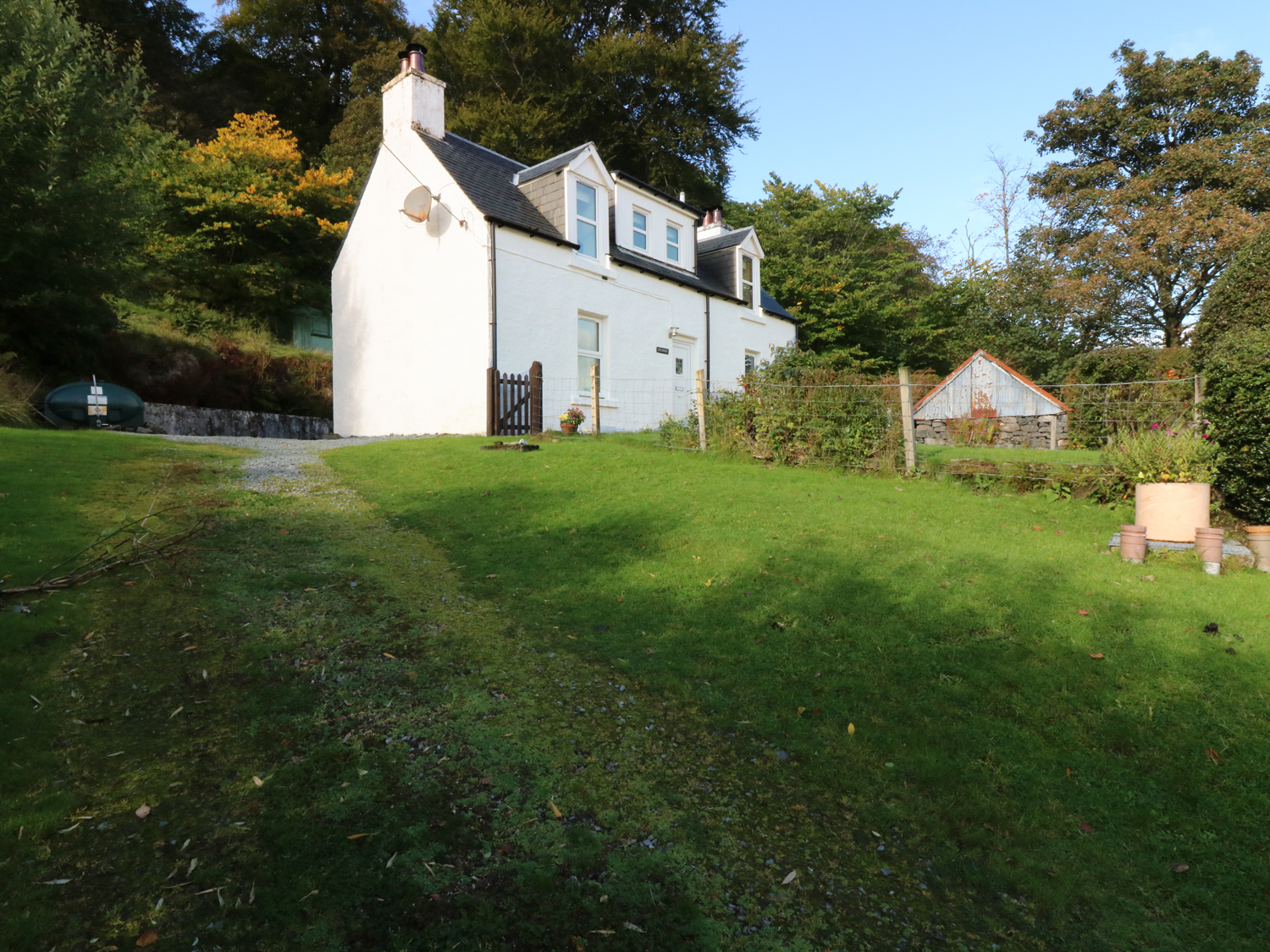 2 bedroom Cottage for rent in Letterfearn