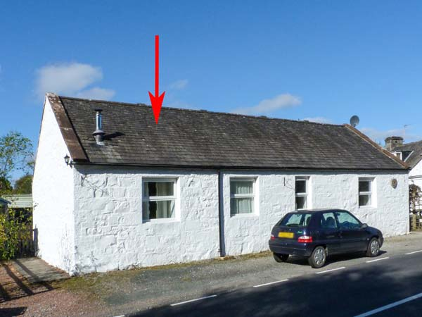 1 bedroom Cottage for rent in Creetown