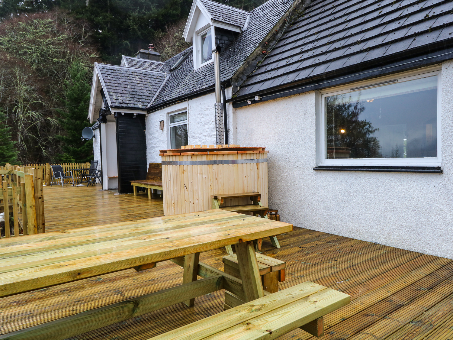 4 bedroom Cottage for rent in Invermoriston