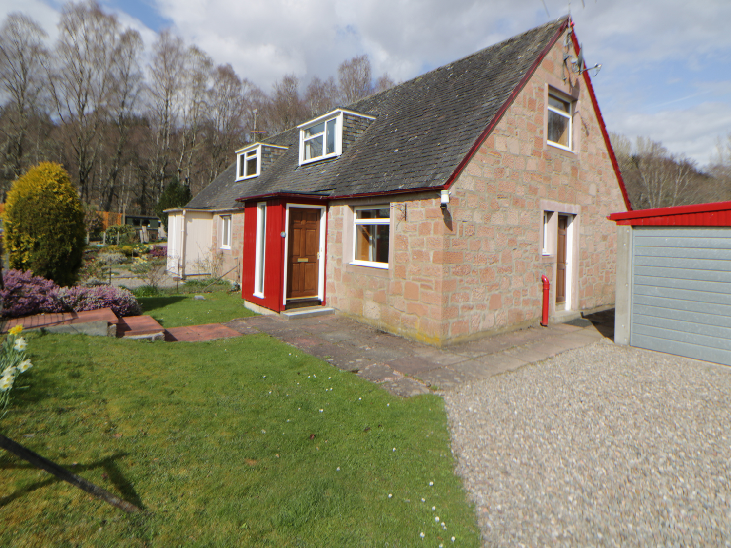 3 bedroom Cottage for rent in Pitlochry