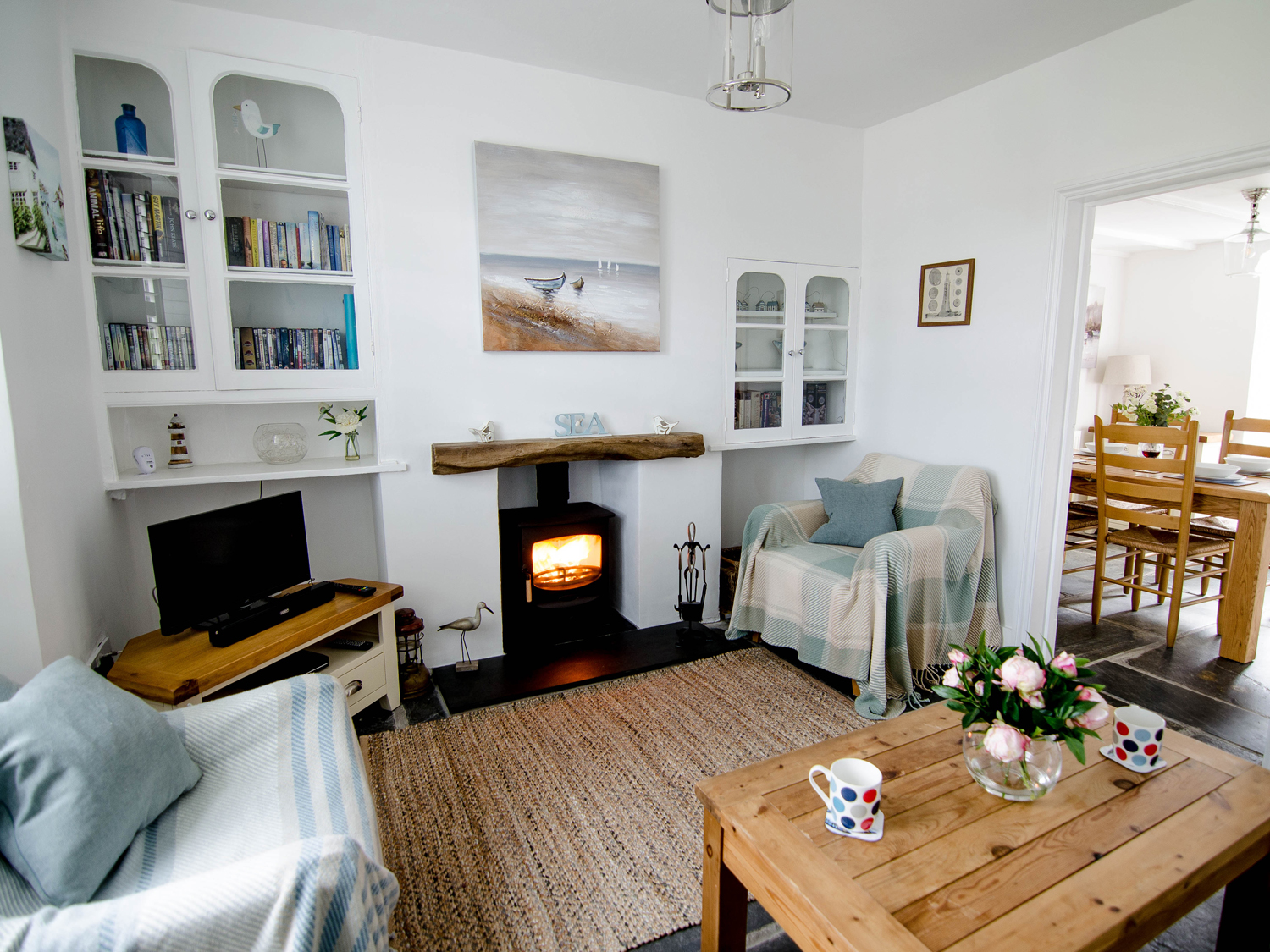 2 bedroom Cottage for rent in Wadebridge