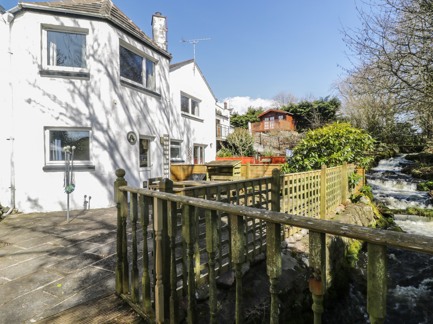3 bedroom Cottage for rent in Kippford