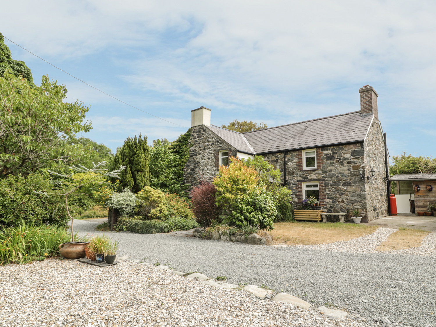 4 bedroom Cottage for rent in Caernarfon