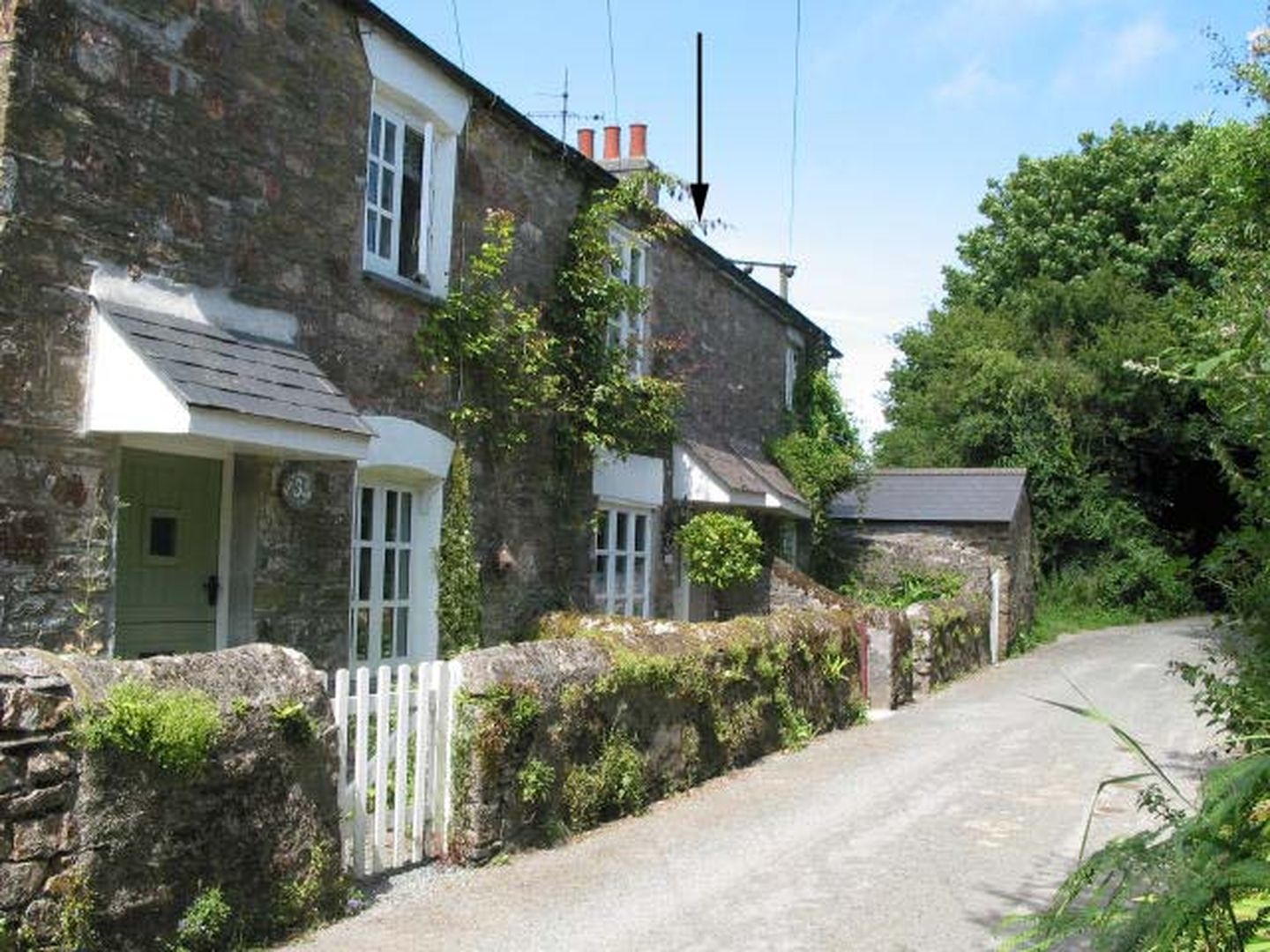 2 bedroom Cottage for rent in Modbury