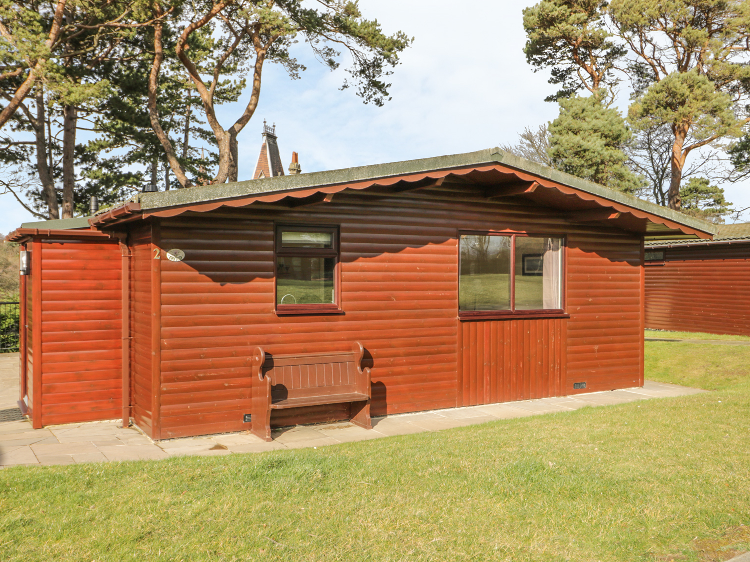 Orchid Lodge In Saltburn By The Sea This Detached Lodge