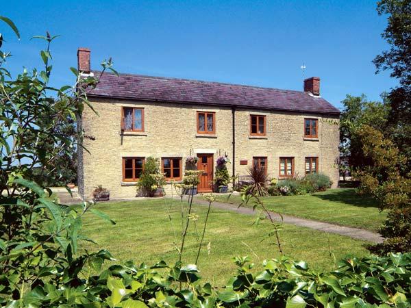 holiday let Garsdon Park Farm Cottage