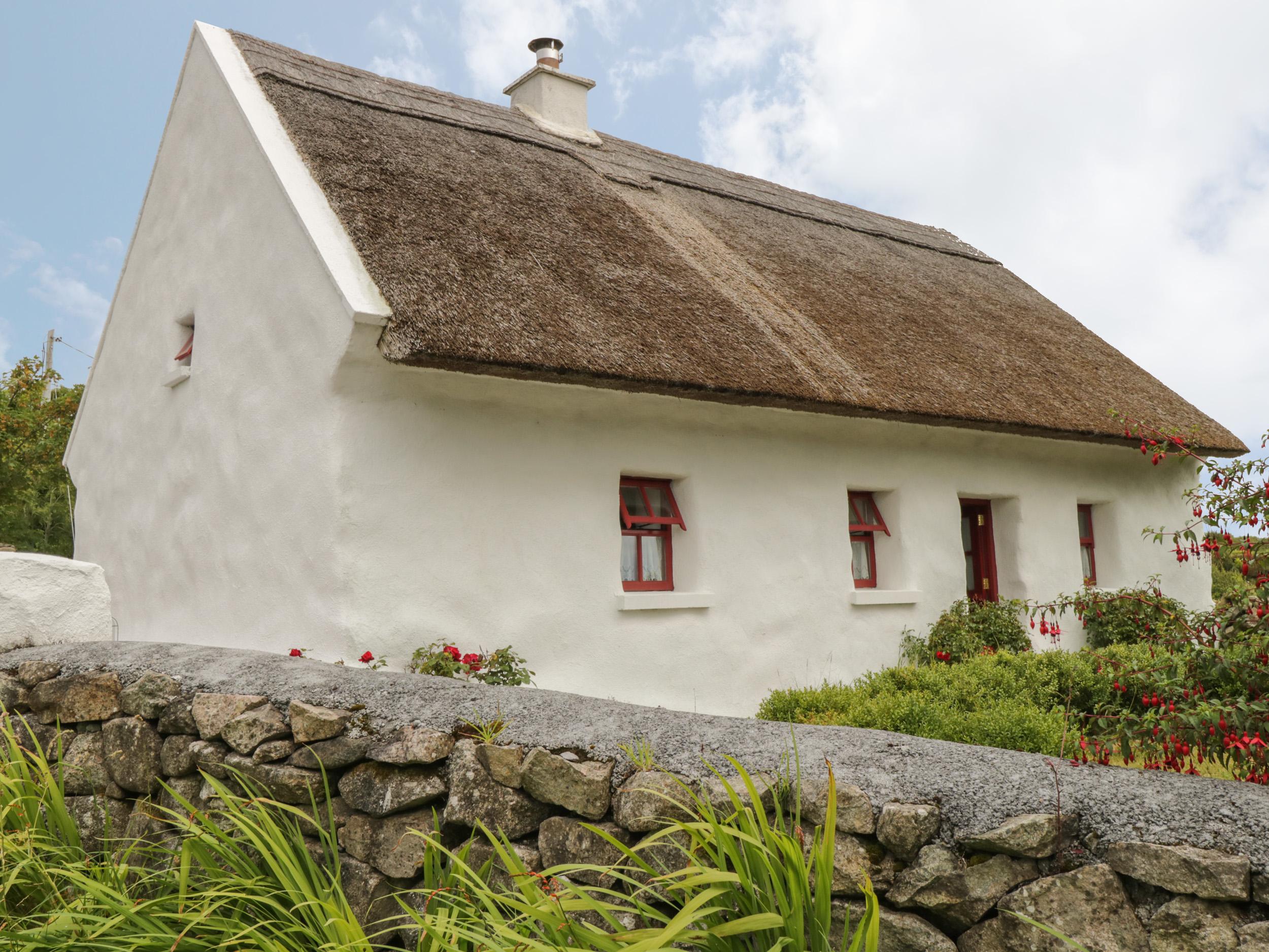 Spiddal Thatch Cottage