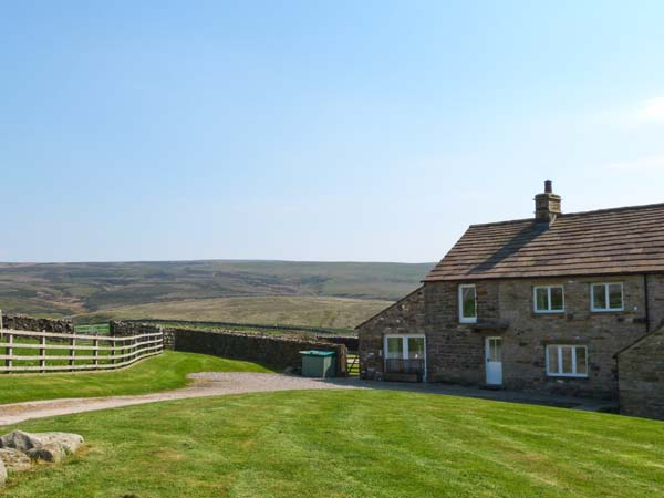 Higher Croasdale Farmhouse
