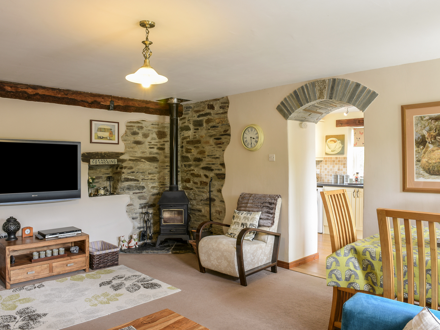 The Cottage - Coombe Farm House