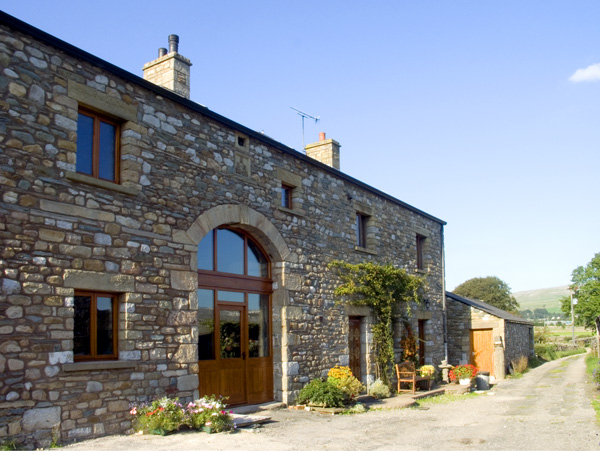 holiday let Ingleton Warth Barn
