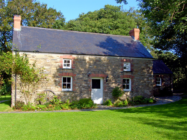 Penlanfach Farmhouse