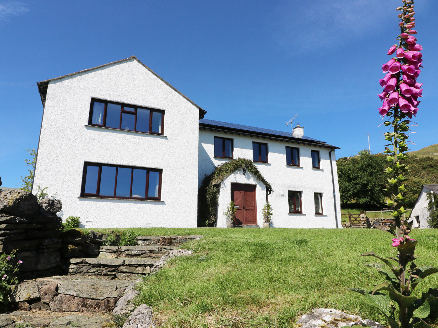 Ghyll Bank House