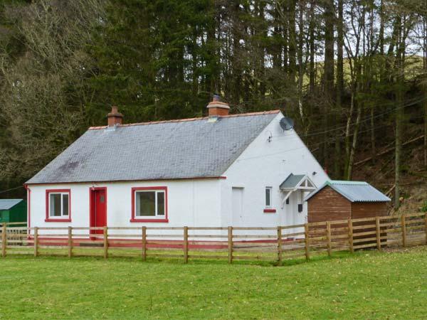 holiday let Langholm Greenacre Cottage