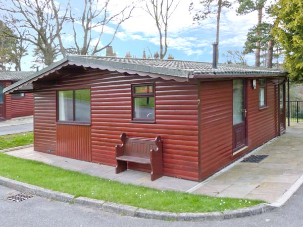 Violet lodge in saltburn by the sea this detached log for Log cabins for sale north yorkshire