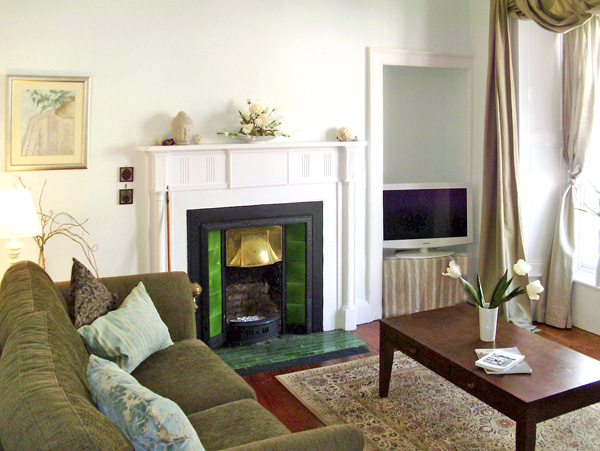 holiday let Kirkcudbright The Townhouse