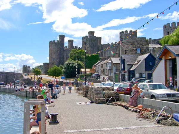 Quot Conwy Self Catering Quot The Breuddwydio In Conwy Wales
