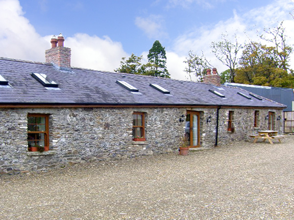 holiday let Tinahely, County Wicklow Daisy Cottage