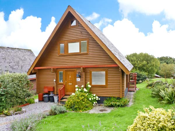 holiday let Colvend Thistle Dubh