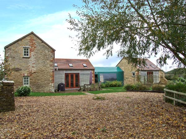 holiday let Bampton Tadpole Bridge Cottage