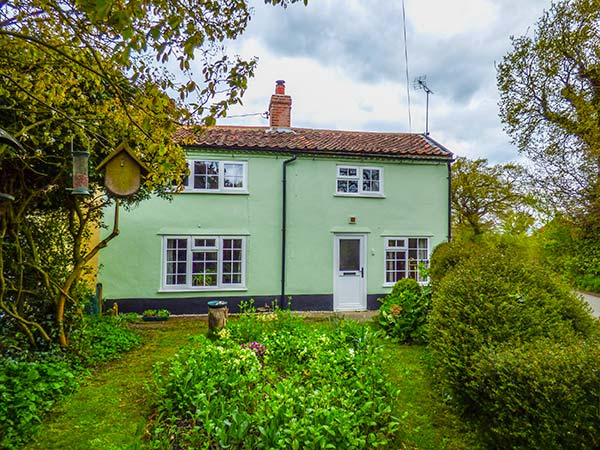 holiday let Yoxford Fox Cottage