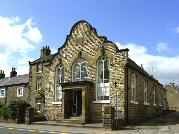 holiday let Masham Old Chapel Post House