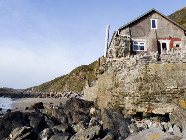 Beachcomber's Cottage