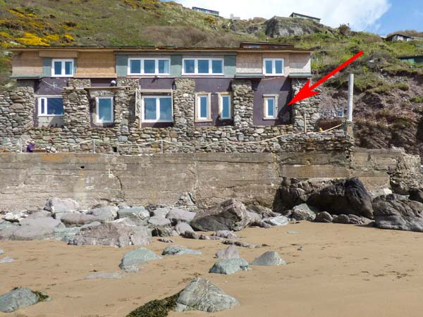 1 bedroom Cottage for rent in Whitsand Bay
