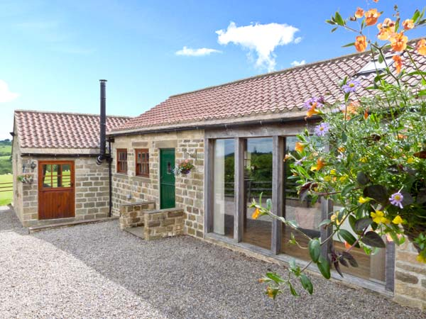 holiday let Grantley Sally's Barn