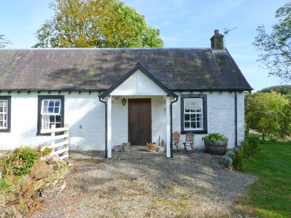 holiday let Canonbie Holmfoot Cottage
