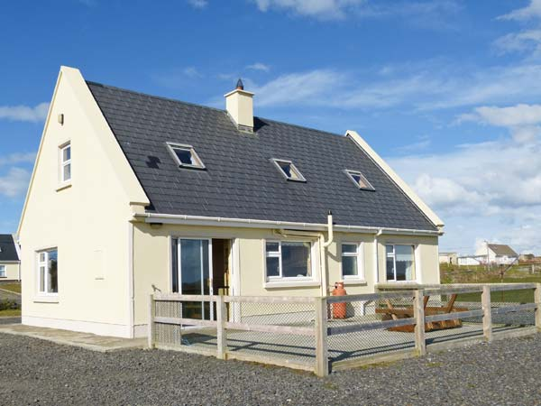 holiday let Kilbaha, County Clare Bourke's Cottage