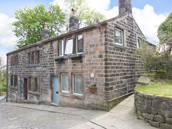 holiday let Heptonstall Towngate Cottage