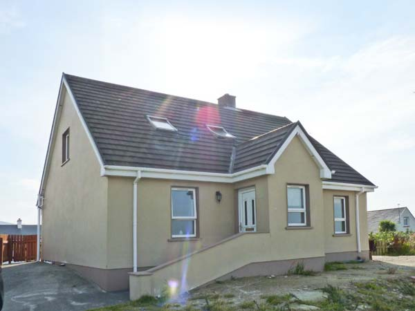 holiday let Derrybeg, County Donegal Wild Atlantic Cottage