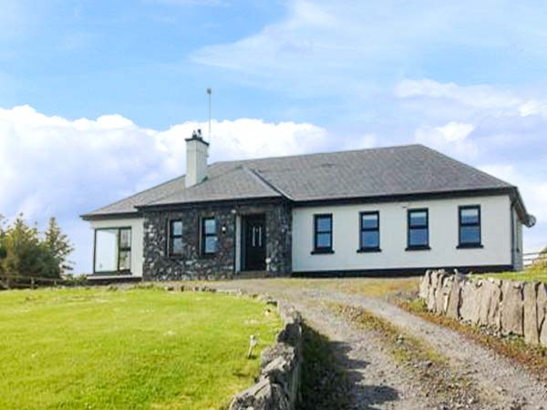 holiday let Ballinderreen, County Galway The Lisheen