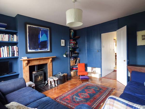 holiday let Pin Mill Chapel Cottage