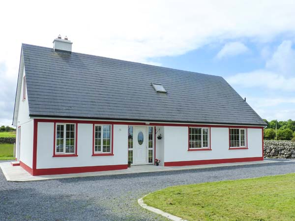 holiday let Ballinrobe, County Mayo Lough Mask Road Fishing Lodge