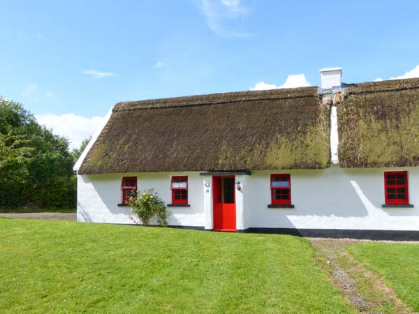 No. 10 Tipperary Thatched Cottage