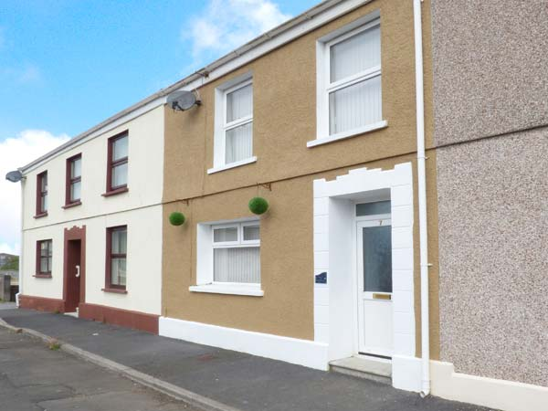 holiday let Llanelli The Beach House