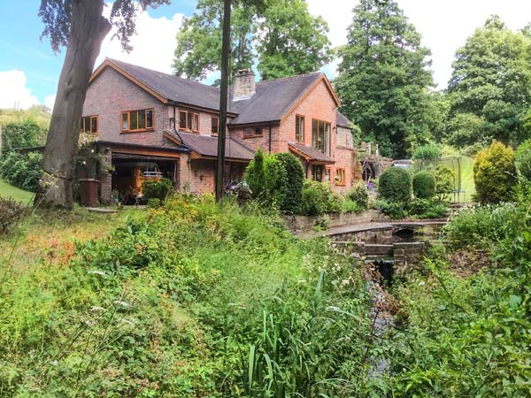 holiday let Moddershall Splashy Mill Annexe