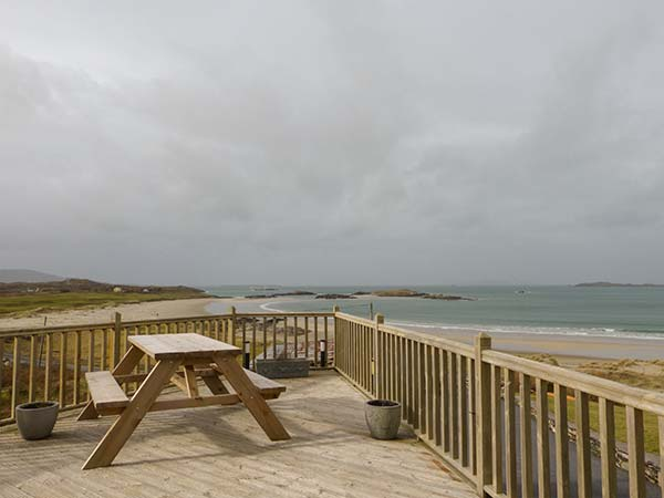 holiday let Tully, County Galway Glassillaun Beach House