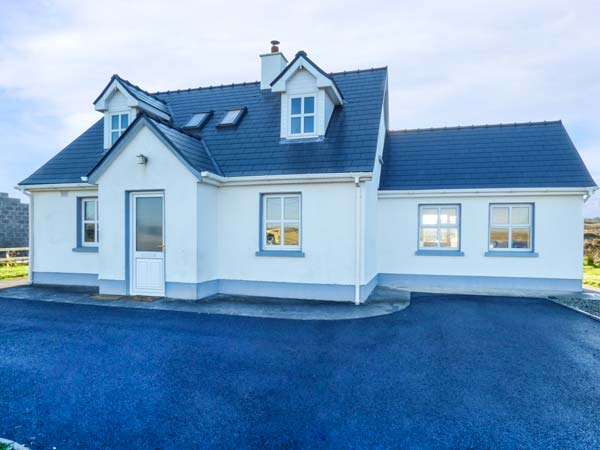 holiday let Gorumna, County Galway Inis Barra