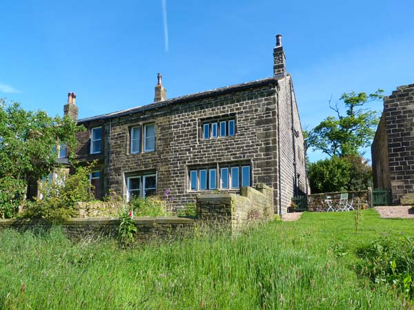 holiday let Pecket Well Elmet Farmhouse