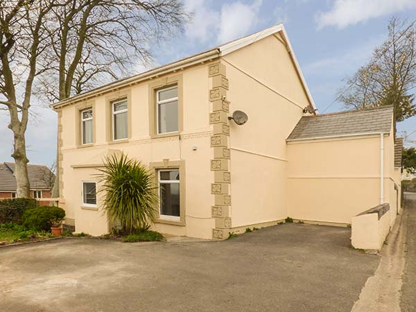 holiday let Kidwelly The Croft