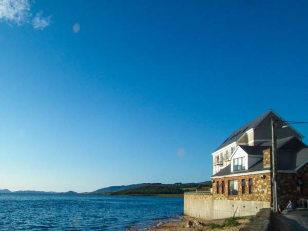 holiday let Buncrana, County Donegal The Beach House Apartment