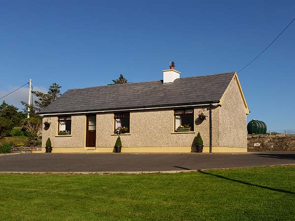 holiday let Narin, County Donegal The Cromlech Cottage