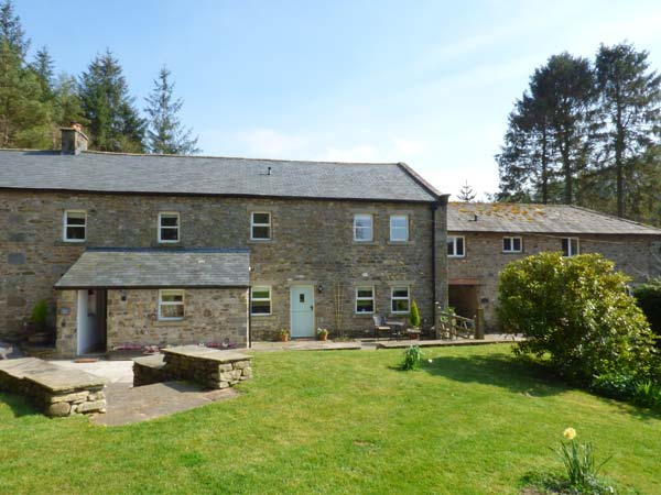 holiday let High Bentham Spens Farm Cottage