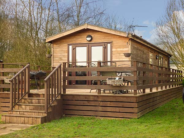 holiday let Tattershall Lakes Country Park Cedar Lodge