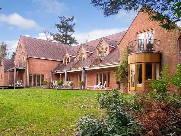 holiday let Netley Abbey Abbots Wood