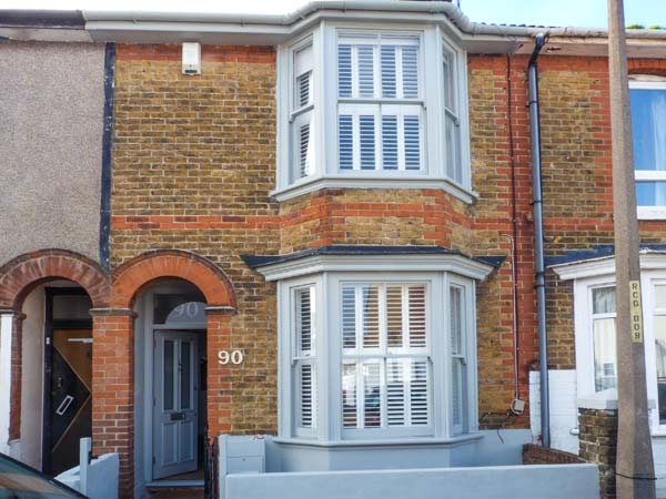 holiday let Whitstable 90 Regent Street